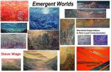 Just a few selected paintings from the show in reduced format